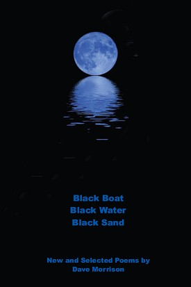 BLACK BOAT BLACK WATER BLACK SAND