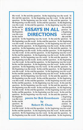 Essays in All Directions